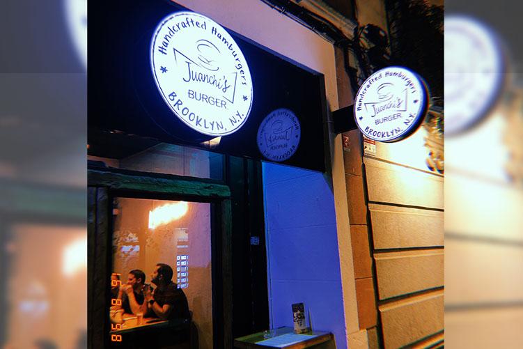 Juanchi's Burgers Malasaña