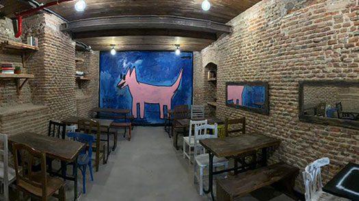 Juanchis Burgers Cava de San Miguel Madrid