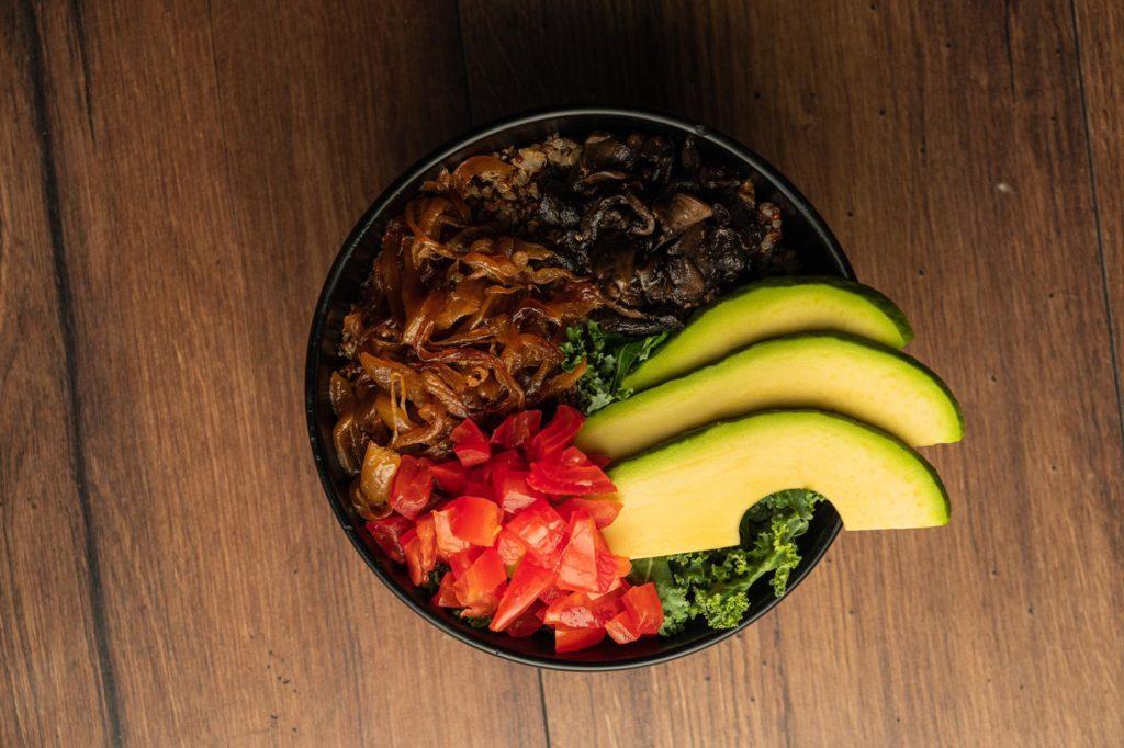 En Juanchi's también puedes comer sano