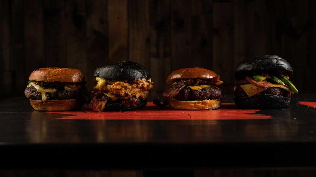 Juanchi's Burgers - Carta