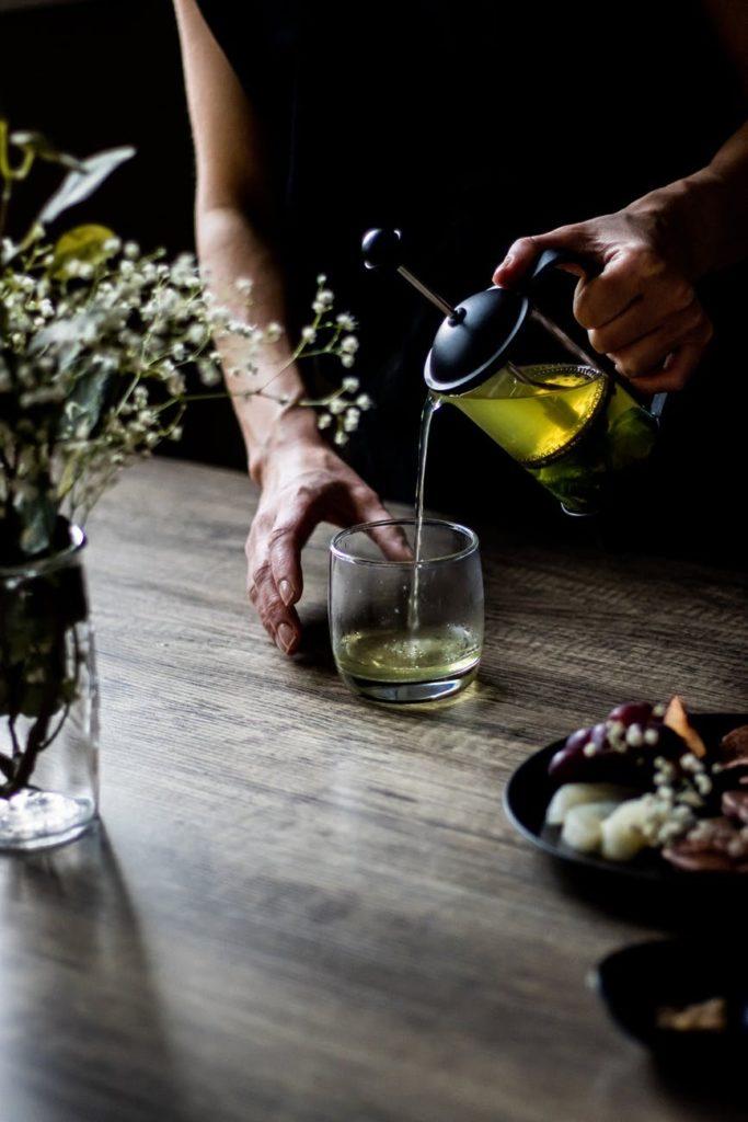 Té verde, una bebida cargada de historia y beneficios para la salud