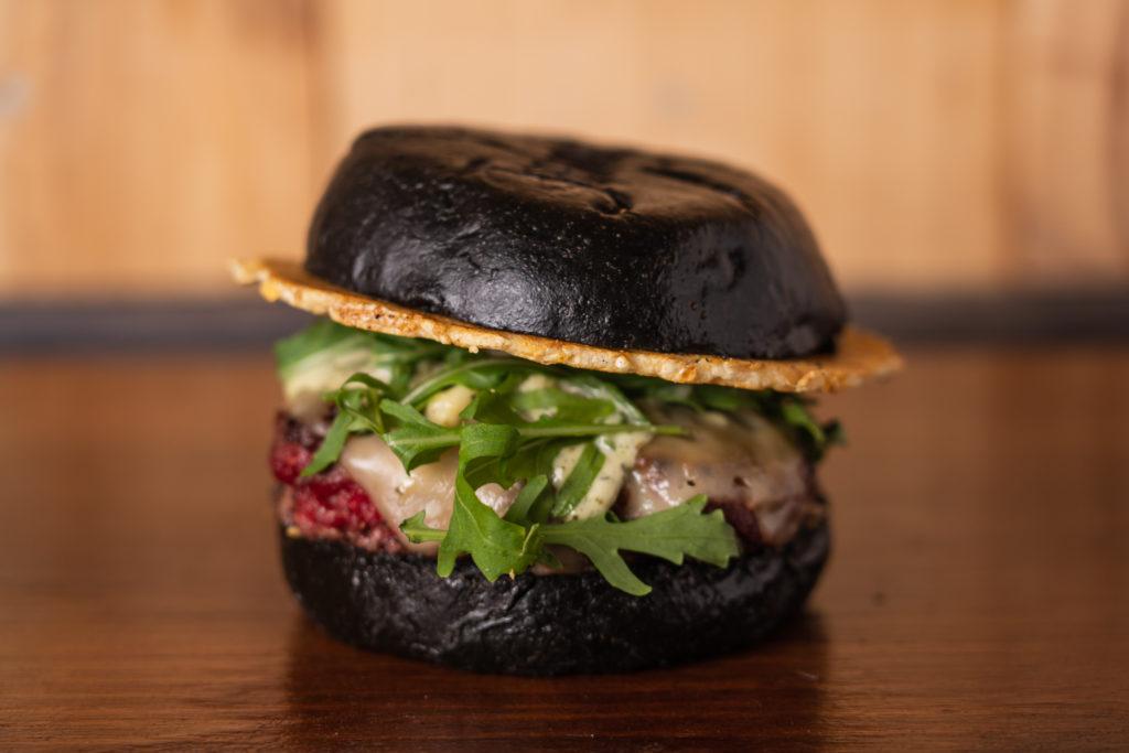 Juanchi's Burgers: la mejor cata de quesos a la mesa