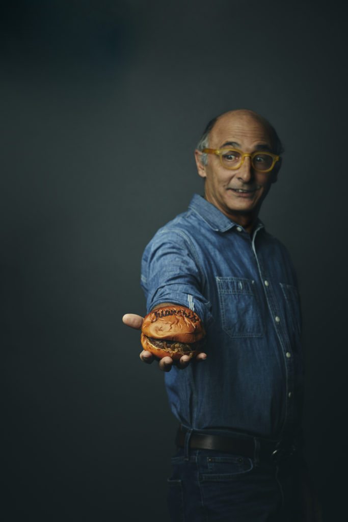 Entrevista al CEO de Juanchi's Burgers, Juan Carlos Aoun, sobre el modelo de franquicias